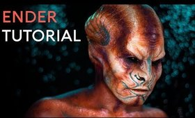 Ender | RBFX Alien | FX Makeup Tutorial