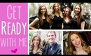 Get Ready With Me || Downtown Wedding & Vlogging!