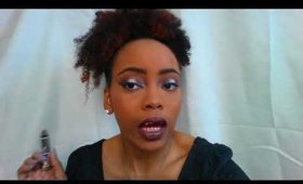 Maybelline Matte Metallics Lipsticks {Review}
