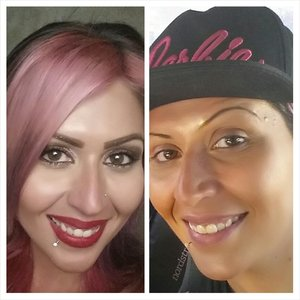 it's a wonder what makeup can do