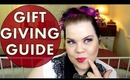 Gift Giving Guide 2013