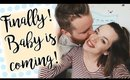 I'M IN LABOR!!! Baby Q&A Vlog | Brylan and Lisa