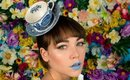 Teacup Inspired Make up look