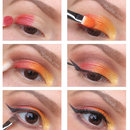 Hippie Makeup Tutorial