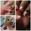 Halloween Nails 2013