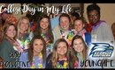 College Day in My Life: Busy + Productive, Classes, & YoungLife at Georgia Southern