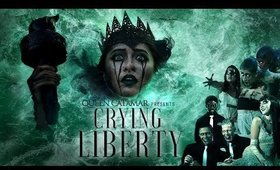 CRYING LIBERTY | Queen CataMar | Kat Knoc, Travis Walker & Asad Ray