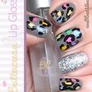 NOTW: Neon Leopard Nails