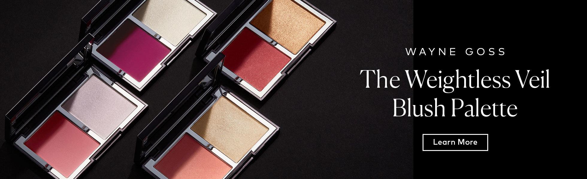 Shop Wayne Goss The Weightless Veil Blush Palettes on Beautylish.com