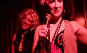 """Lady Zombie performs """"Sooner or Later"""" & gives spankings at Nurse Bettie (12.28.11)"""