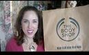 The Body Shop Haul (50% OFF SALE)