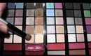 Sephora Eyeshadow Palette Tutorial