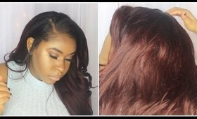 How To Get Red Hair Without Bleaching | Lovebeautista | 2016