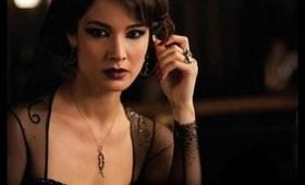 Skyfall 007 James Bond Movie - Séverine / Bérénice Marlohe inspired make-up tutorial