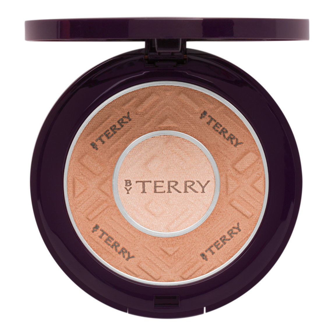 BY TERRY Compact-Expert Dual Powder 4 Beige Nude product smear.