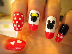 Mickey and Minnie :)