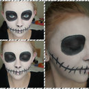 Jack Skellington Inspired