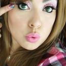 Pink Xotic Eyes