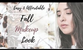 Easy and Affordable Fall Makeup Look | Sweetsusy6