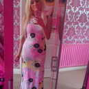 Summer Pink Maxi Dress