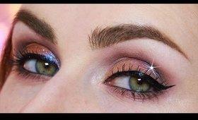 DuoChrome Sparkle Makeup & Giveaway | LetzMakeup