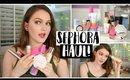 HUGE SEPHORA GRATIS HAUL   Dior, Stila, Fenty, & More (3)