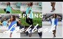 Spring 2017 Outfit Ideas  🌻- Mini Lookbook 🌻