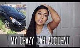 STORY TIME: I GOT INTO A BAD CAR ACCIDENT!! | CARLA KATRINA