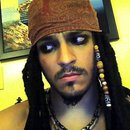 Cap'n Jack Sparrow Make up