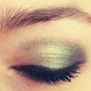 green brown like my eyes:)