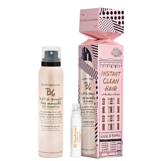 Bumble and bumble. Instant Clean Hair Set