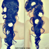 Cascading, Side-Swept Princess Hairstyle | Hair Tutorial Video