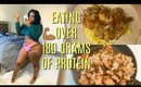 Eating 180 Grams Of Protein! | What I eat in a day | High Protein Diet