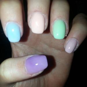 #pastels