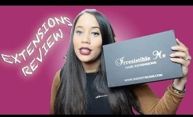 Irresistible Me Hair Extension Review
