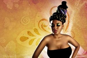Grace Hair & MUA: Dibawssette Talented African Generation Photoshoot www.talentedafricangeneration.com