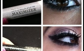 How to get longer thicker eyeslashes without using false lashes (Tutorial)