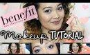 Benefit Cosmetics Makeup Tutorial- Roller Lash Mascara