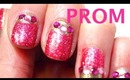 DIY Prom Nails: Quick and Sparkly!