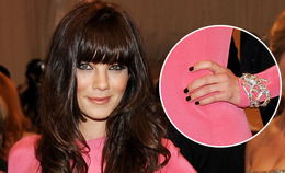 Met Costume Institute Gala Nails: Michelle Monaghan