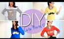 Make Mustache & Cute Printed Sweaters or T-shirts {Easy}