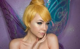 TINKERBELL MAKE UP TUTORIAL