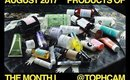 August 2017 Products of the Month I | TophCam