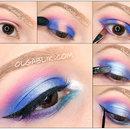 Colorful Smoky Eye