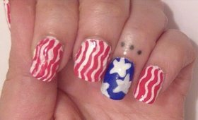 Manicure Monday: Fourth of July Nail Art and BornPretty Store Review