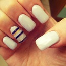 Fashion And Simple Nail Art
