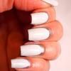 White & Silver Ruffian