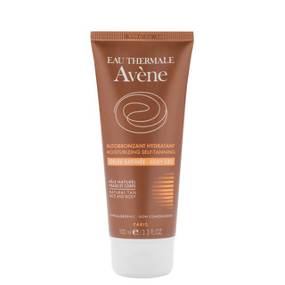 Eau Thermale Avene Moisturizing Self-Tanning Silky Gel