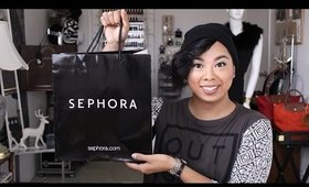 Collective Sephora Haul  |  Style Minded