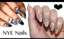New Year's Eve Nails | Collab With Anna's Nail Art, Beauty & Travel